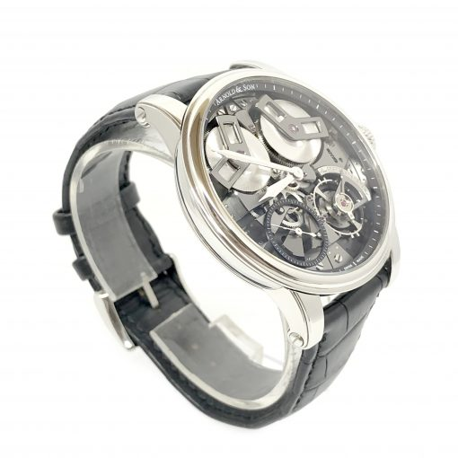 Arnold & Son Royal Collection True Beat TB88 Men's Watch, Pre-owned_1TBAS.B01A.C113A 3