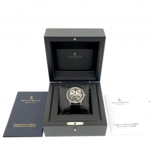 Arnold & Son Royal Collection True Beat TB88 Men's Watch, Pre-owned_1TBAS.B01A.C113A 6