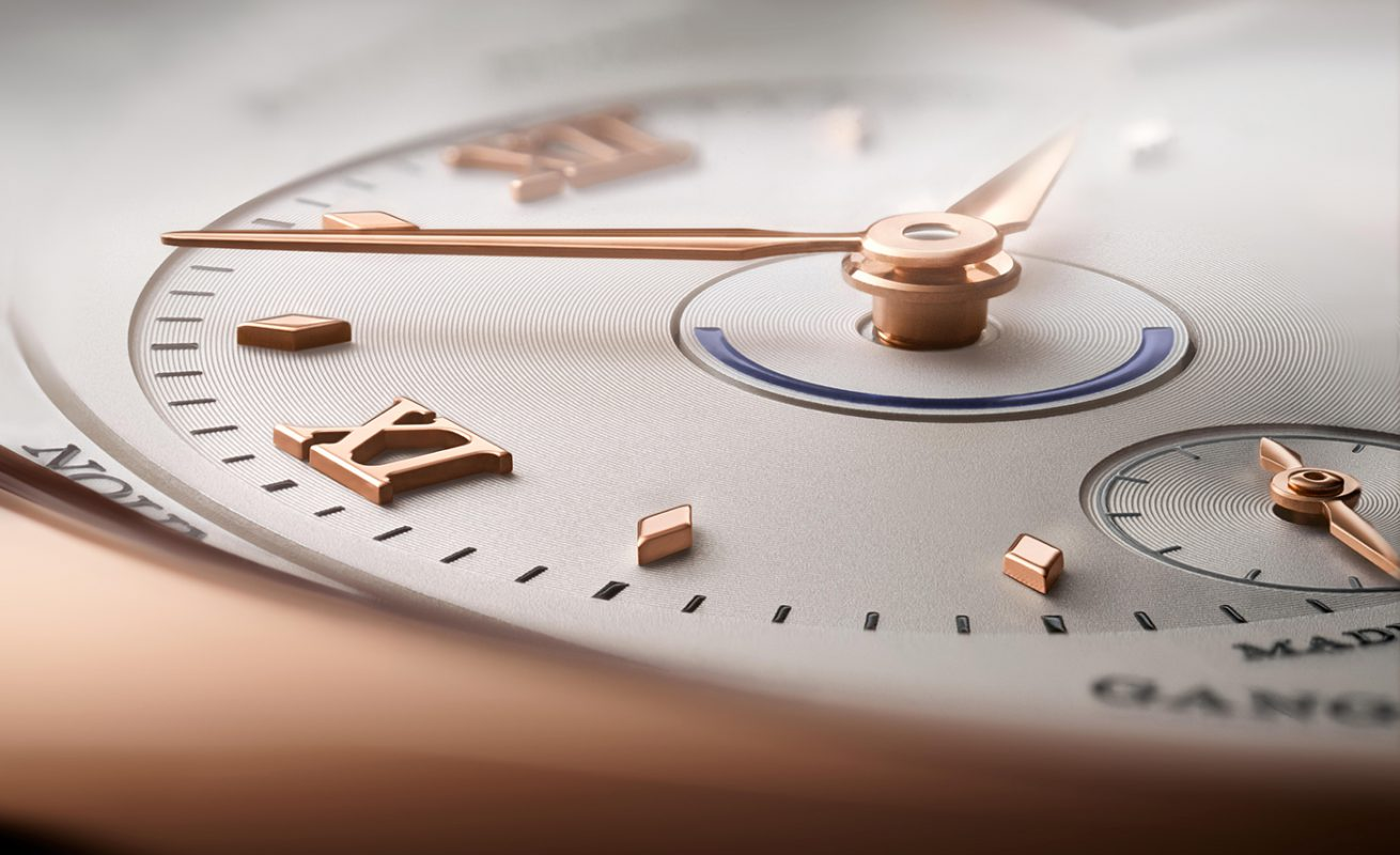 Updated Lange 1 Time Zone by A. Lange & Sohne With New Manufacture Movement