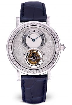 Brequet Classique complications 5359 18K White Gold Ladies Watch preowned.5359BB/6B/9V6/DD0D