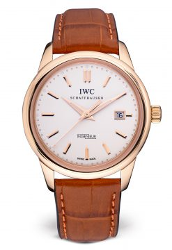 IWC Vintage Ingenieur Automatic 18K Rose Gold Men's Watch preowned.IW323303