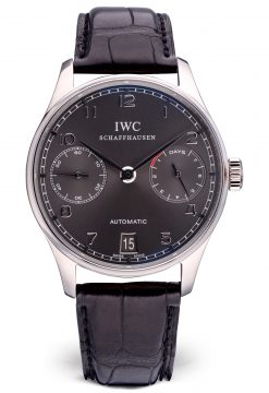 IWC Portuguese Automatic 18K White Gold Men's Watch preowned.IW500106
