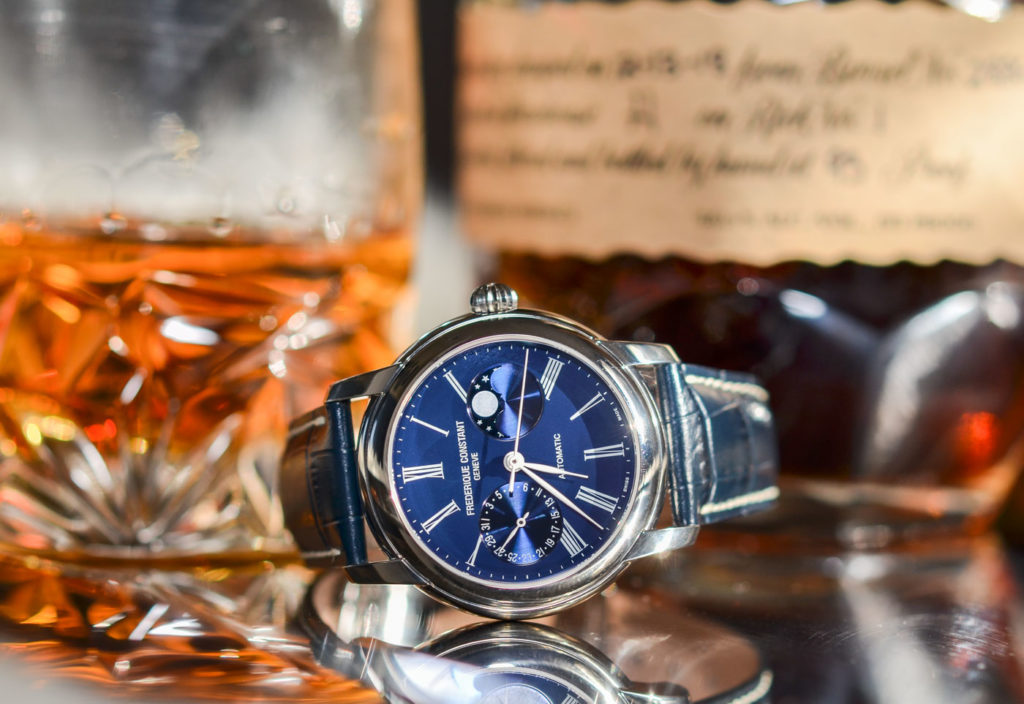 Frederique Constant Classic Moonphase Watch