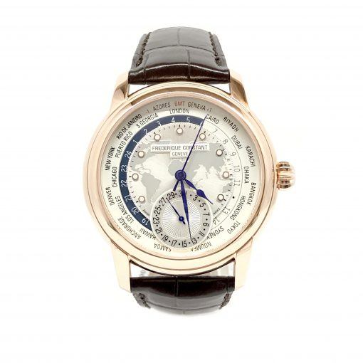 Frederique Constant Worldtimer Automatic, FC-718WM4H4 2