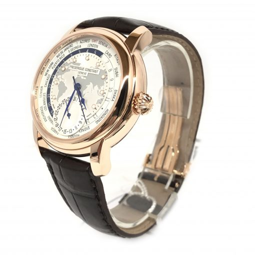 Frederique Constant Worldtimer Automatic, FC-718WM4H4 3
