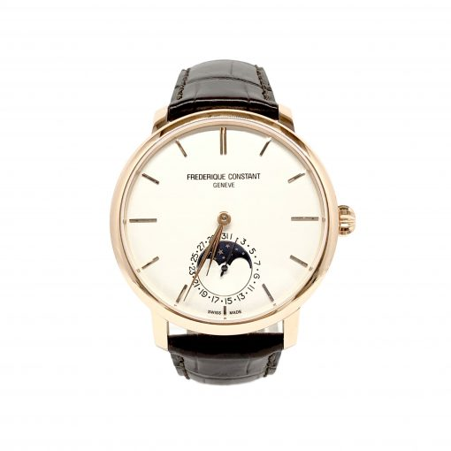 Frederique Constant Slimline Moonphase Automatic, FC-705V4S4 2