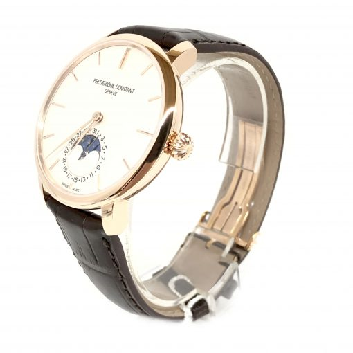 Frederique Constant Slimline Moonphase Automatic, FC-705V4S4 3