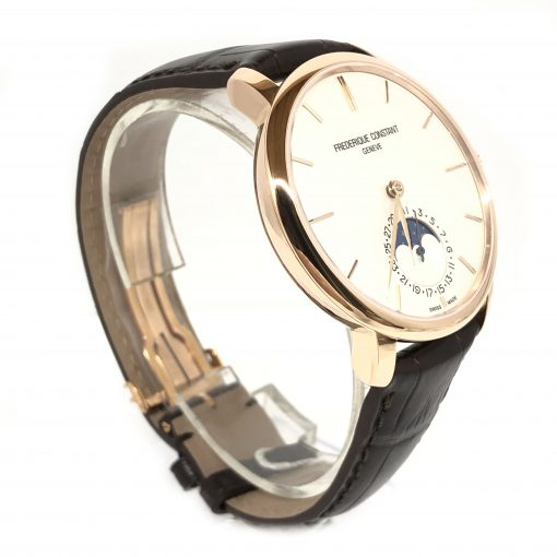 Frederique Constant Slimline Moonphase Automatic, FC-705V4S4 4