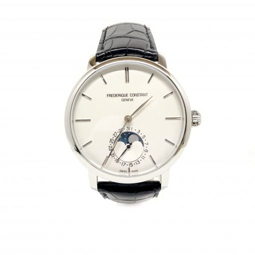 Frederique Constant Slimline Moonphase Automatic, FC-705S4S6 2