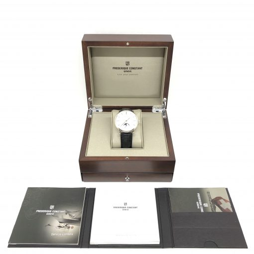 Frederique Constant Slimline Moonphase Automatic, FC-705S4S6 5