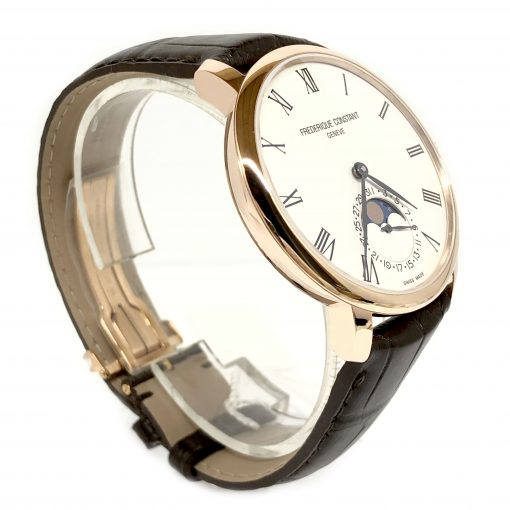 Frederique Constant Slimline Moonphase Automatic, FC-705WR4S4 4