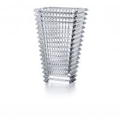 Baccarat Rectangular Eye Vases, 2612990 2612990