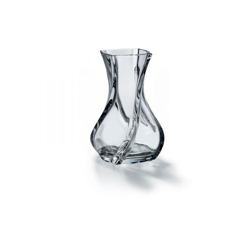 Baccarat Crystal Small Serpentin Vase, 1791405