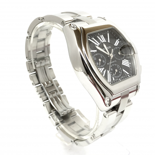 Cartier Roadster Chrono Watch, preowned.W62020X6 3