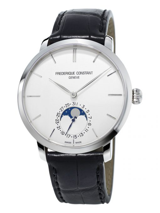 Frederique Constant Slimline Moonphase Automatic, FC-705S4S6