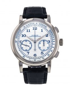 A. Lange And Sohne 1815 Chronograph White Gold Men's Watch 414.026