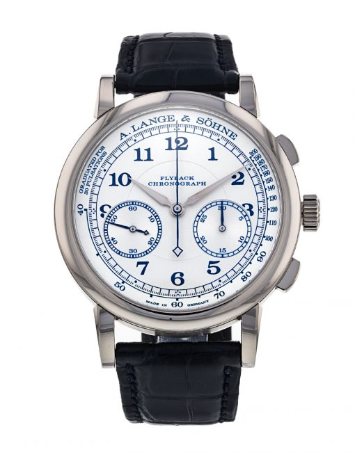 A. Lange And Sohne 1815 Chronograph White Gold Men's Watch, 414.026