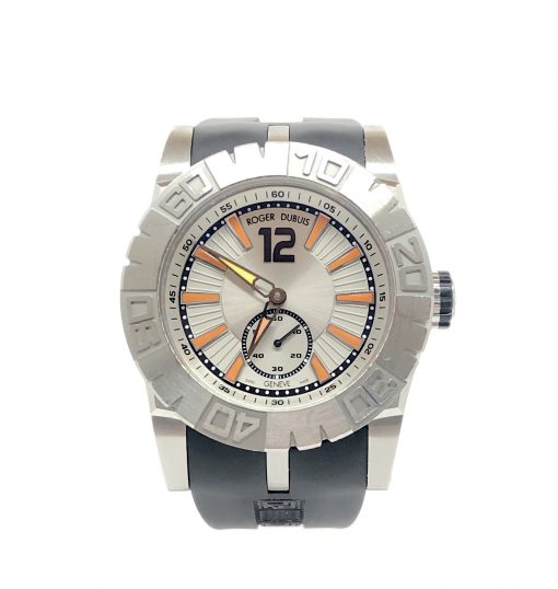 Roger Dubuis Easy Diver Stainless Steel Limited Edition Men's Watch, preowned.RDDBSE0256