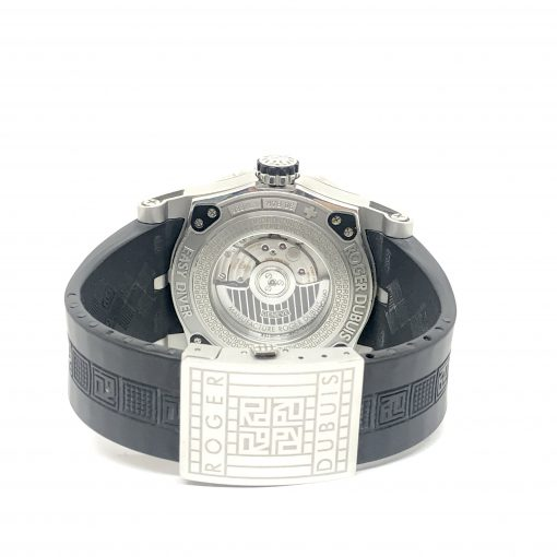 Roger Dubuis Easy Diver Stainless Steel Limited Edition Men's Watch, preowned.RDDBSE0256 4