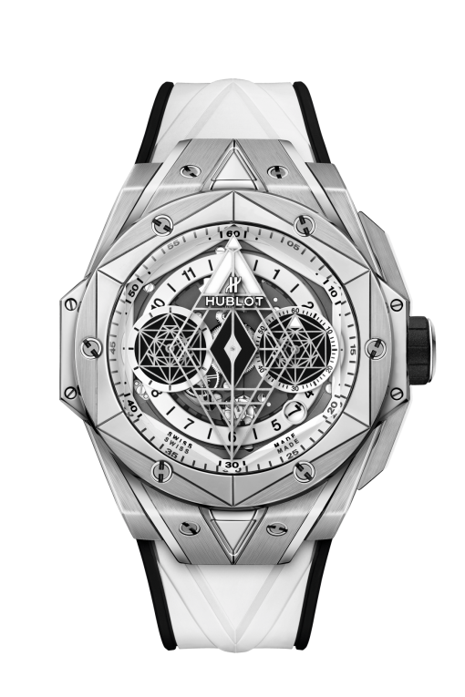 Hublot Big Bang Sang Bleu II Titanium Men's Watch, 418.NX.2001.RX.MXM20