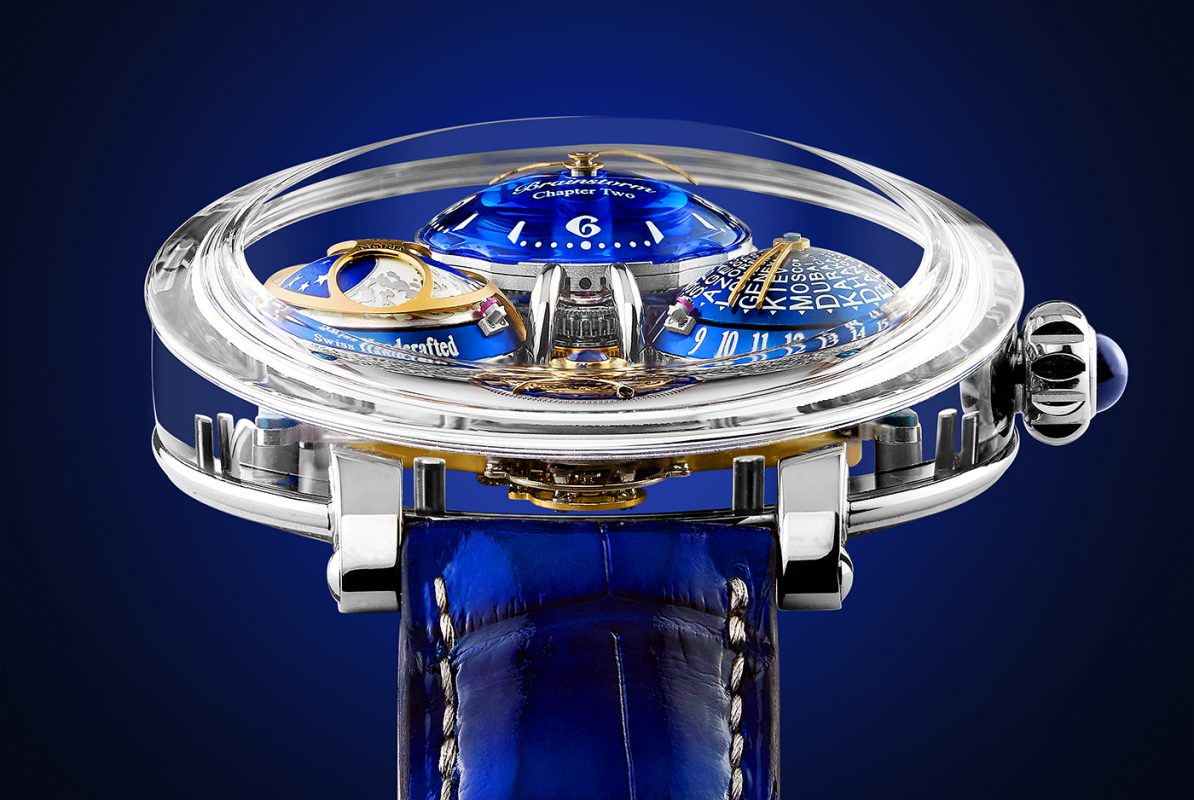 Bovet Recital 26 Brainstorm Chapter Two with New Second Time Zone Movement
