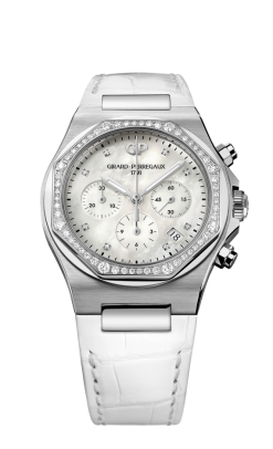 Girard Perregaux Laureato Chronograph Ladies Watch 81040D11A771-BB7B