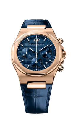 Girard Perregaux Laureato Absolute Chronograph Mens Watch 81020-52-432-BB4A
