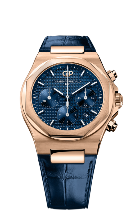 Girard Perregaux Laureato Absolute Chronograph Mens Watch, 81020-52-432-BB4A
