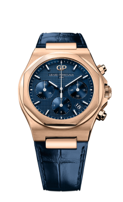 Girard Perregaux Laureato Absolute Chronograph 38mm Mens Watch 81040-52-432-BB4A