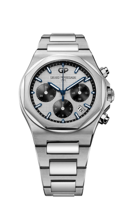 Girard Perregaux Laureato Chronograph 38mm Mens Watch 81040-11-131-11A