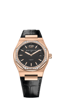 Girard Perregaux Laureato Classic 34 mm Mens Watch 80189D52A632-CB6A