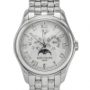 Patek Philippe Annual Calendar Moonphase 18K White Gold Men's Watch, Preowned-5036/1G-017 1