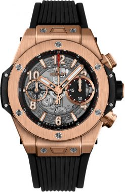 Hublot Big Bang Unico 18k King Gold Men's Watch 441.OX.1180.RX