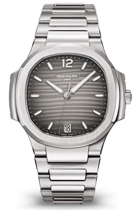 Patek Philippe Nautilus Stainless Steel Ladies Watch, Preowned.7118/1A-011