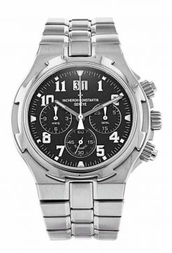 Vacheron Constantin Overseas Chronograph Stainless Steel Men's Watch preowned.49140/423A 8886