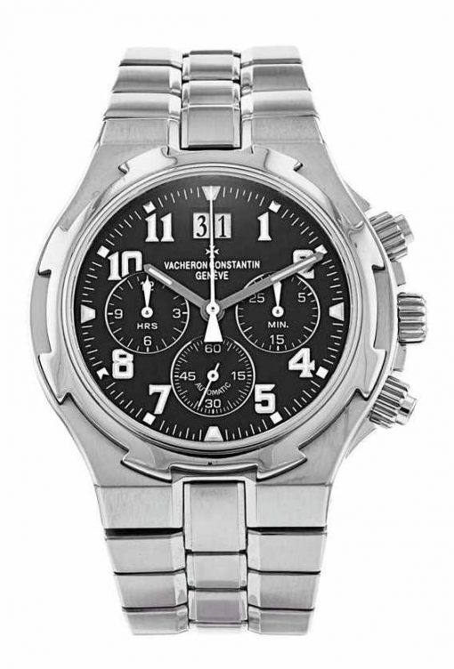 Vacheron Constantin Overseas Chronograph Stainless Steel Men's Watch, preowned.49140/423A 8886
