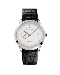 Girard Perregaux 1966 Automatic Palladium Limited Edition Men's Watch Preowned-49526 79 131 BK6A