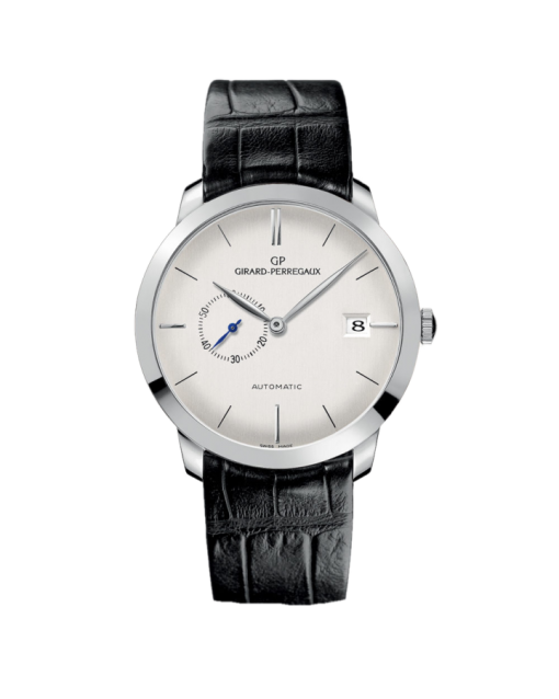Girard Perregaux 1966 Automatic Palladium Limited Edition Men's Watch, Preowned-49526 79 131 BK6A