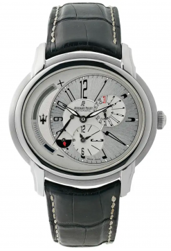 Audemars Piguet Millenary Maserati Stainless Steel Men's Watch preowned.26150st.oo.d084cu.01-1