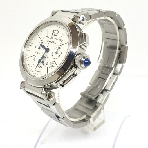 Cartier Pasha Chronograph 42mm Men's Watch, Preowned_W31085M7 3