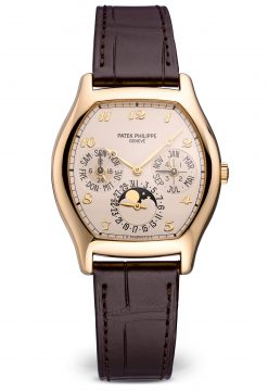 Patek Philippe Grand Complications 18K Yellow Gold Watch Men's Watch Preowned-5040J