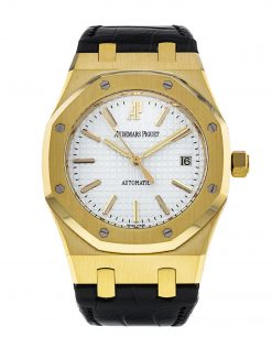 Audemars Piguet Royal Oak 18K Yellow Gold Unisex Watch preowned.15300ba.oo.d088cr.02