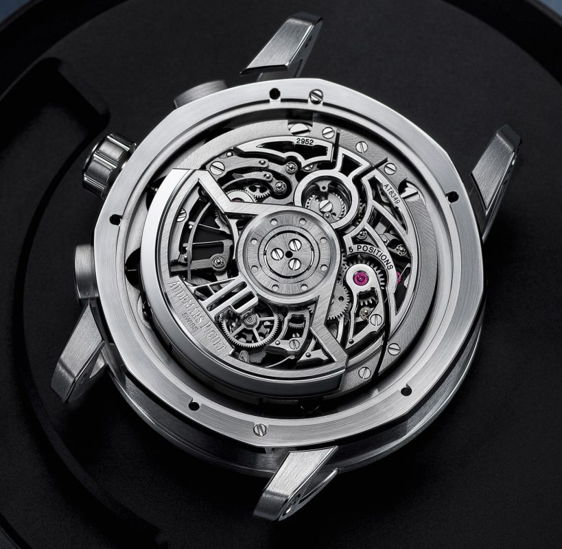 Audemars Piguet Code 11.59 Openworked Self-Winding Flying Tourbillon Chronograph Watch