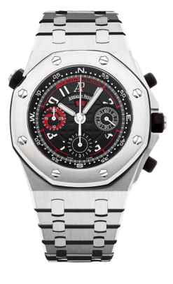 Audemars Piguet Royal Oak Offshore Stainless Steel LIMITED EDITION Men's Watch Preowned.26040ST.OO.D002CA.01steel
