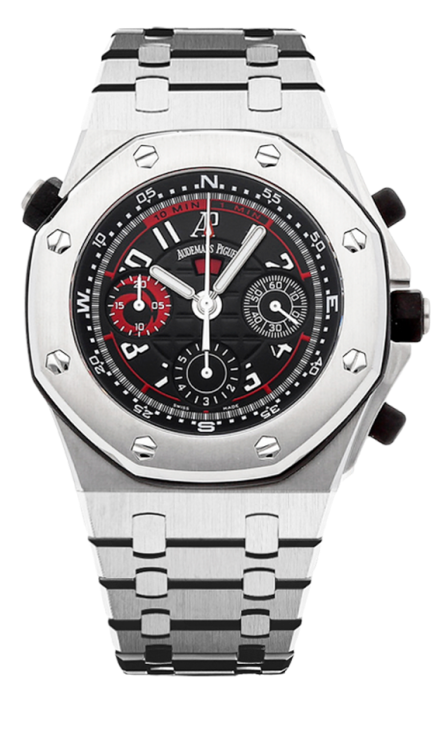 Audemars Piguet Royal Oak Offshore Stainless Steel LIMITED EDITION Men's Watch, Preowned.26040ST.OO.D002CA.01steel
