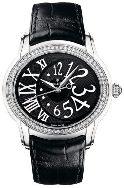 Audemars Piguet Millenary Stainless Steel & Diamonds Ladies Watch preowned.77301ST.ZZ.D002CR.01