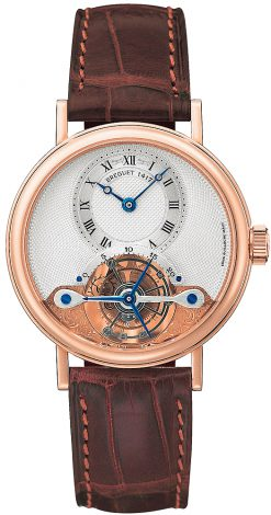 Brequet Classique Complications 3357 18K Rose Gold Men's Watch preowned.3357BR/12/986