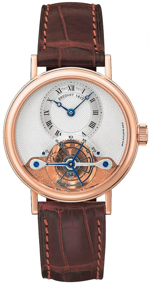 Brequet Classique Complications 3357 18K Rose Gold Men's Watch, preowned.3357BR/12/986