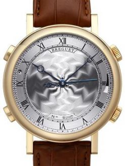 Brequet La Musicale 7800 18K Yellow Gold Men's Watch preowned.7800BA/11/9YV