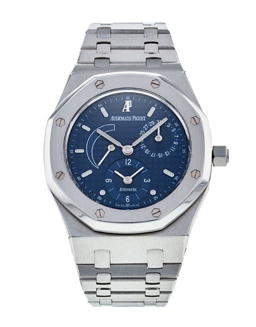 Audemars Piguet Royal Oak Dual Time 36mm, preowned-25730ST.OO.0789ST.06